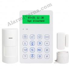 GSM алармена система за охрана
